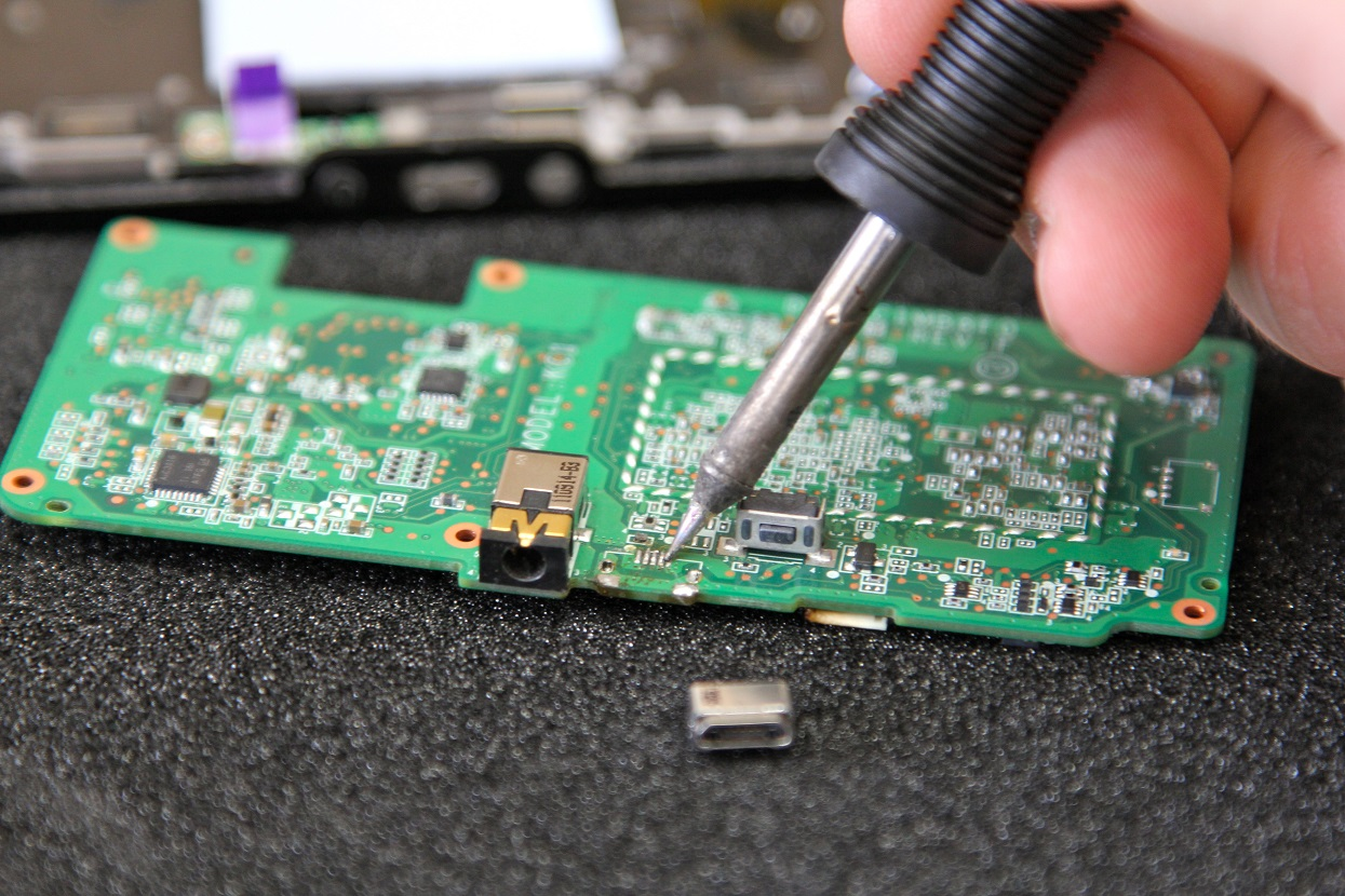 reparatie tableta service ultracore