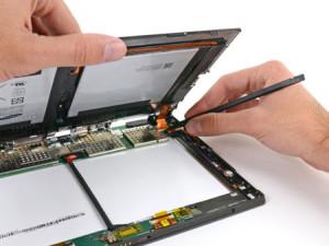 schimbare display tableta in service ultracore